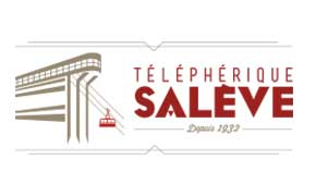 logo le telepherique du saleve