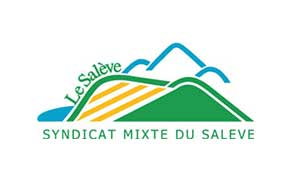 logo syndicat mixte Saleve